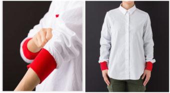 ありそうでなかった新しさ。着心地が良く機能的な「motone」のリブ付きシャツ