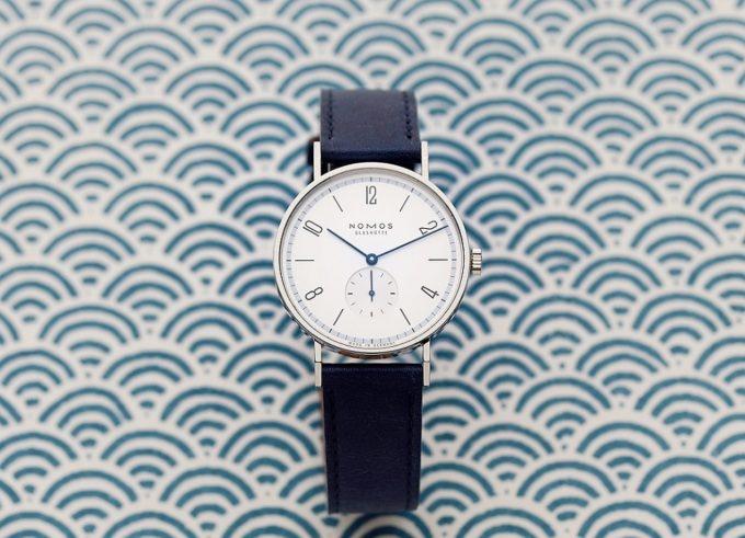 季節を感じる美しい色に注目。「NOMOS GLASHUTTE」の日本の四季を表した腕時計