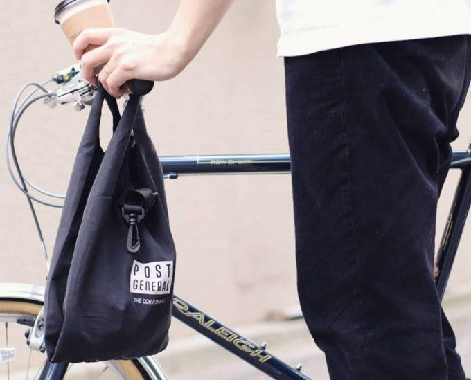 小さめエコバッグをお探しなら。コンビニなどちょっと買いや持ち歩きに便利なミニエコバッグ