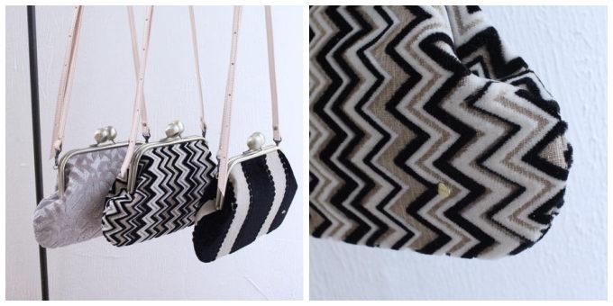 お財布とバッグの2役をこなす。便利で可愛い「yoccoh.」のお財布ショルダー