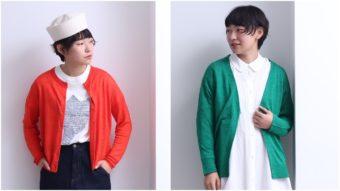夏の涼感カーディガンは鮮色がトレンド。羽織りに、差し色に使える「カラーカーディガン」5選