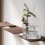 植物の個性が際立つ。洗練された北欧デザインで空間を彩...