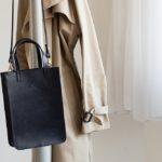 エレガントな素材とデザインに気持ちが高まる。「GRACE COLLECTION」の革バッグ&小物