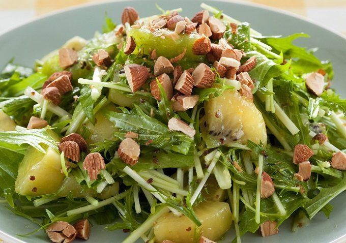 免疫力アップやダイエットの面でもおすすめ。腸内環境を整えるキウイフルーツレシピ<3選>