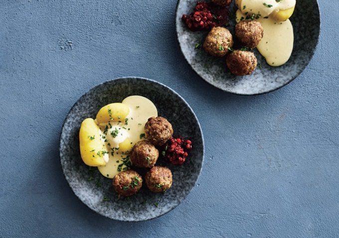 北欧料理を身近に感じて。自宅で気軽に作れる「スウェーデン風ミートボール」のレシピ
