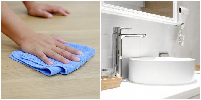 天然成分の力で優しくウイルス対策。日々の掃除&洗濯に活躍する「NOTOHIBAKARA」