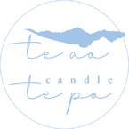 「te ao te po candle(テ アオ テ ポ キャンドル)」のロゴ