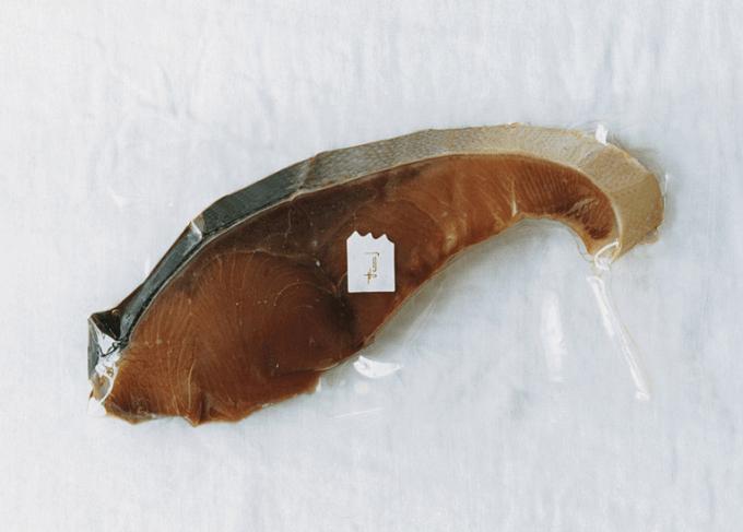「つりや」の海の保存食
