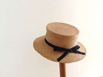 大切に長く愛用したい。「BERRETTA」で見つける私に似合う夏の帽子