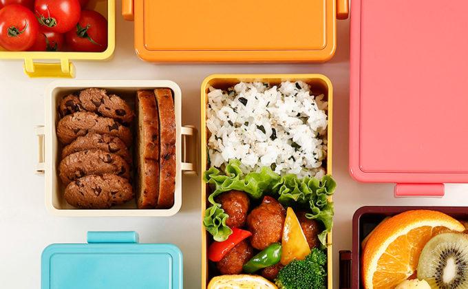 暑い季節にも安心。保冷剤付きランチボックス「GEL-COOL」で快適なお弁当生活を