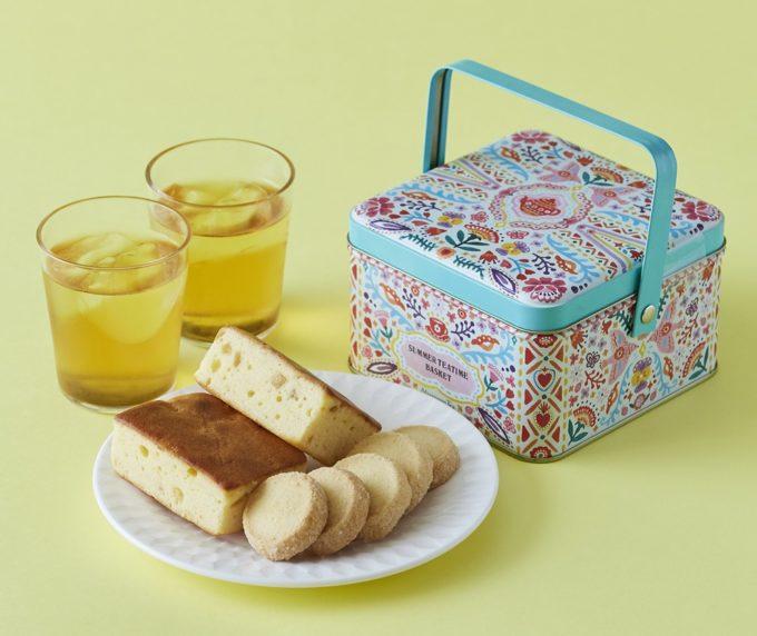 暑い季節にぴったり。「Afternoon Tea」の紅茶が香るフルーツビネガー&シャーベット