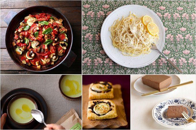 おうちでレストランのような一品が簡単に作れる。父の日ギフトにもおすすめの料理セット