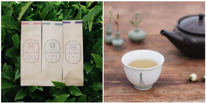 たくさんの人が屋根の下で安らぐお茶を。その想いが味やパッケージに宿る「たつみ茶園」の茶葉