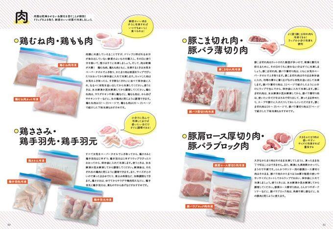 かたまり肉も、レタスも冷凍しておいしく食べられる。プロが教える冷凍保存の基本