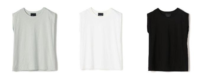 おしゃれで安全。夏に何枚でも欲しい「N.O.R.C」の抗ウイルス加工Tシャツ