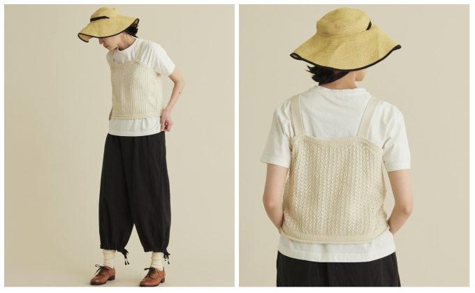 Tシャツやワンピースにプラスするだけ。「ビスチェ」を使った夏のマンネリコーデ脱出術