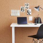 賃貸でも出来る壁紙DIY。原状回復可能な壁紙シートで憧れ...