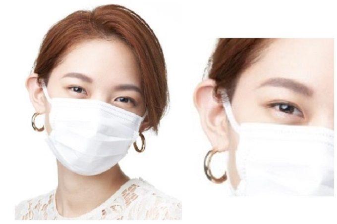 マスク姿が垢ぬけない…その原因は「前髪×眉」のバランス!簡単にマスク美人を叶えるコツ
