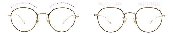 メイクのように女性は眼鏡で変わる。美人度が上がるフレーム選びのポイントとは