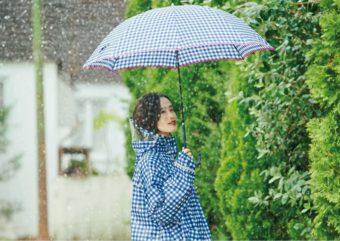 梅雨時もおしゃれに、快適に過ごしたい。人気ブランドの優秀レイングッズ