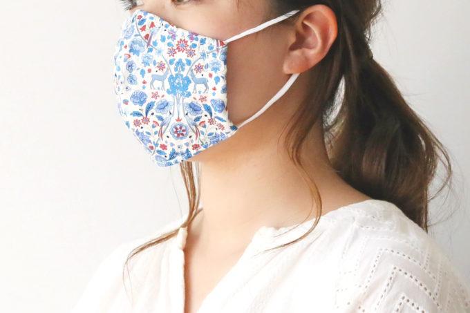 今日のマスクはどれにしよう?高野木工のおしゃれで機能的な布マスク「Today's Mask 」