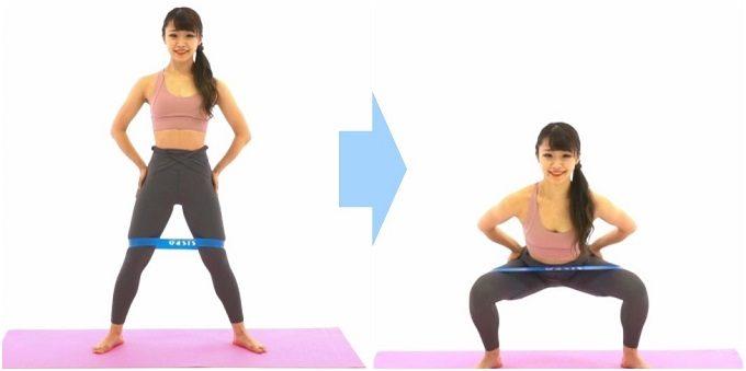 この夏、女性らしい「桃尻」を目指す。シンプルな動きだけで無理なくできる簡単ヒップアップ法