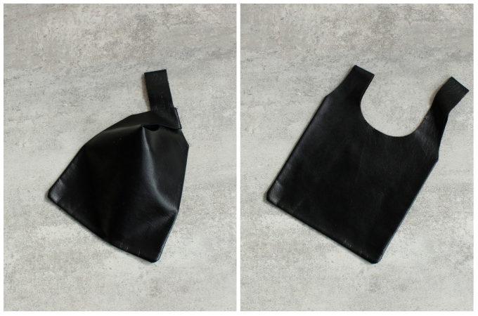 秋の装いに加えたい。コンパクトだけど使い勝手抜群の「黒レザーバッグ」特集