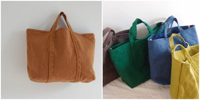 ニュアンスのある色と質感で秋を先取り。アースカラーやスモーキーカラーのトートバッグ特集