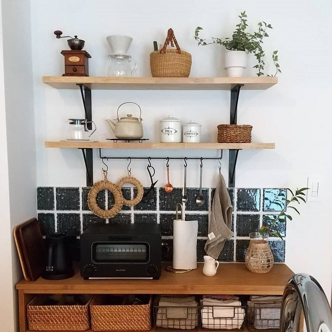 使いやすさと好みのインテリアで叶える!「キッチン」に立つ時間を楽しくするアイデア