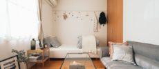 部屋が広く見える!一人暮らしの「1K・ワンルーム」レイアウト家具配置のコツ