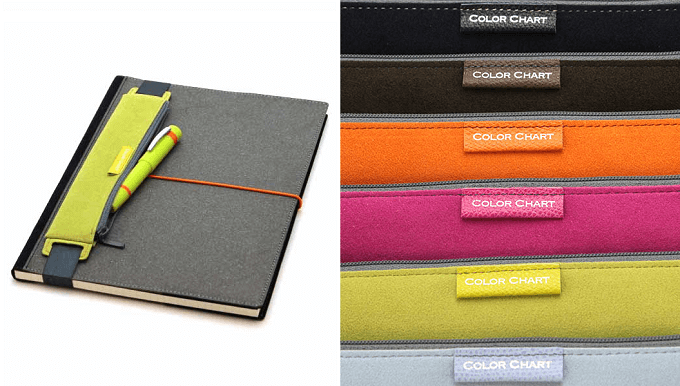 色を統一したり組み合わせたり。あなたらしい文房具選びを楽しめる「COLOR CHART」