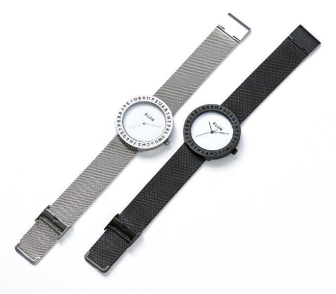 洗練されたエレガンスを纏う。夏の腕元に映える「KLON」のミニマルな腕時計