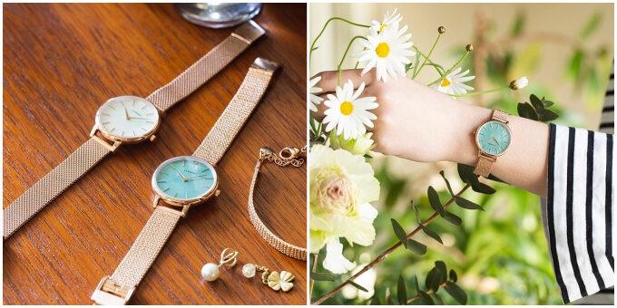 自然体、上品、ミニマル、あなたはどれにする?北欧ブランドの洗練された腕時計<3選>