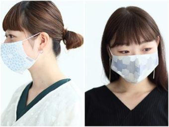 肌触りや涼しさ、おしゃれも重視するあなたに。模様がかわいい天然素材の涼感マスク<3選>