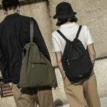 クライミング×都会の雰囲気がスタイリッシュ。丈夫で使いやすい「Topologie」のバッグ