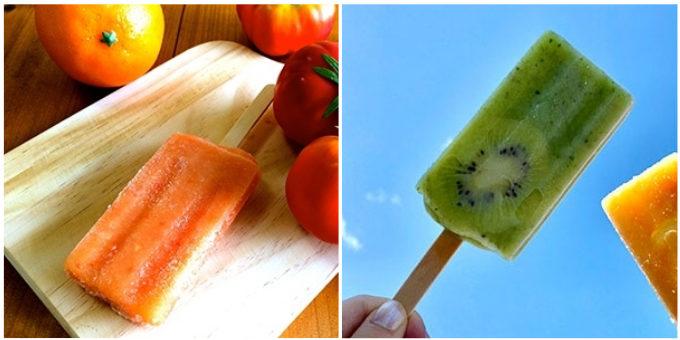 罪悪感なく楽しめる冷たいスイーツ。野菜や果物たっぷりでヘルシーな「VEGETARE」のアイス