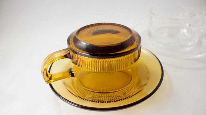 おうちで喫茶店気分を。レトロな雰囲気に惹かれるガラスのカップ&グラス3選の画像