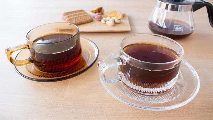 おうちで喫茶店気分を味わえる。レトロな雰囲気に惹かれるガラスのカップ&グラス<3選>