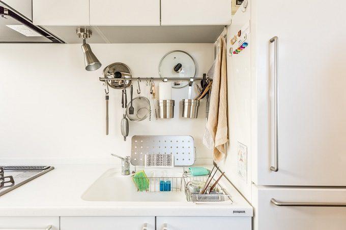 いつでもサッと掃除に取り掛かれる。掃除しやすい部屋をキープするコツ