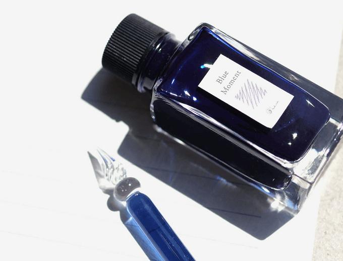 文具好きなあなたへ。書く楽しみを教えてくれる「カキモリ」のガラスペンとオリジナルインク