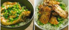 疲れてるけどガッツリ食べたい日に。時短&簡単でボリューム満点の「豚丼」レシピ<2選>