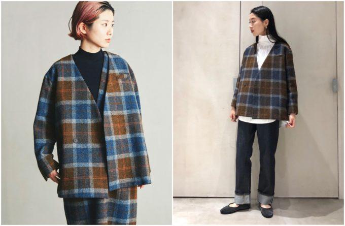 今から着られて冬本番まで出番あり。サッと羽織れる軽めアウターとおすすめコーデ5選