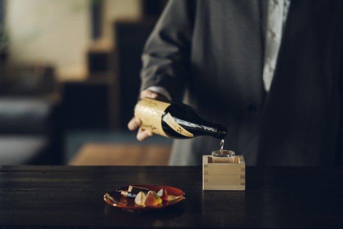 京都三条のホテル「nol kyoto sanjo」で楽しめるキンシ政宗の日本酒