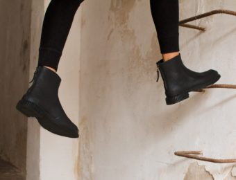 軽量で快適な履き心地を実現。上品カジュアルな「Pix」の秋冬新作シューズ&ブーツ