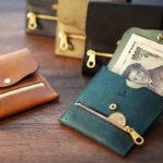 カード派にも現金派にも合う財布が見つかる。中身が出し...