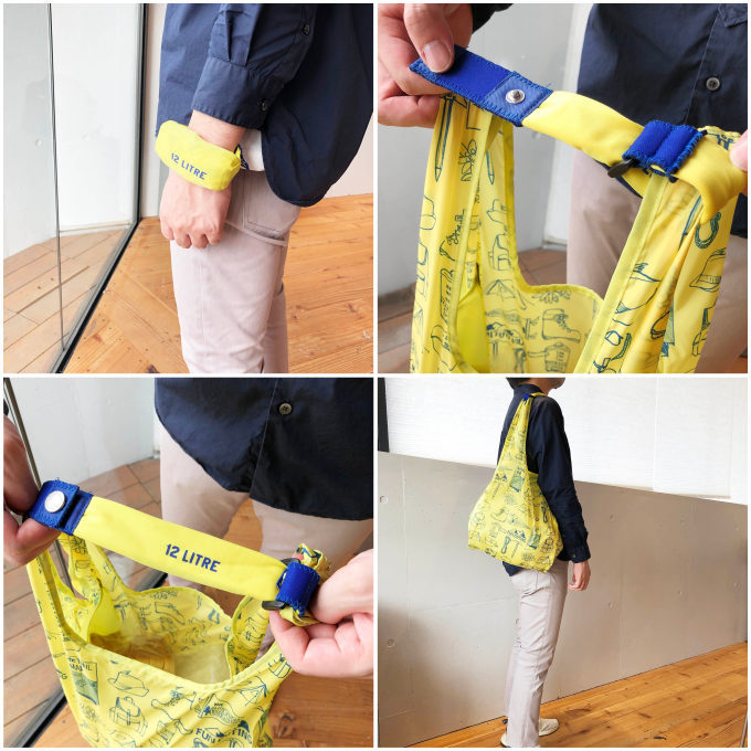 レジ袋よりもおしゃれで便利。デザイン性と機能性にも優れたお利口なエコバッグ特集
