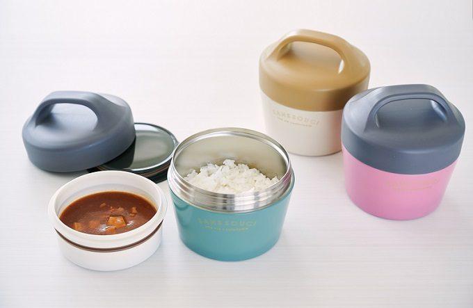 忙しい朝にお役立ち。「のっけ丼」にぴったりの形&機能がうれしいお弁当箱<3選>