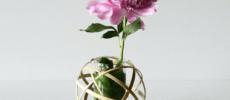 竹の凛とした佇まいにうっとり。空間が華やぐ「公長斎小菅」の花器