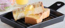 まるで窯から出したてのおいしさを再現。パン好きも唸る「半生パン焼き陶板」