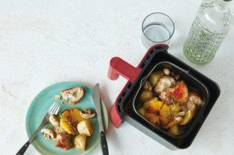 忙しくても自炊をしたい方に。時短&レパートリーを増やせる調理家電「エアーオーブン」